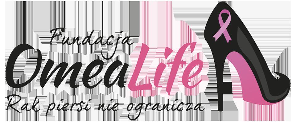 Fundacja omea life logo