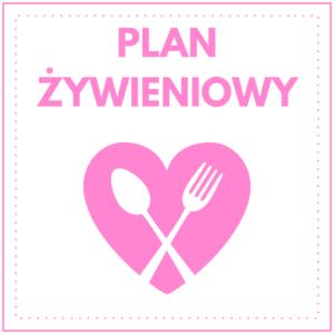 plan żywieniowy