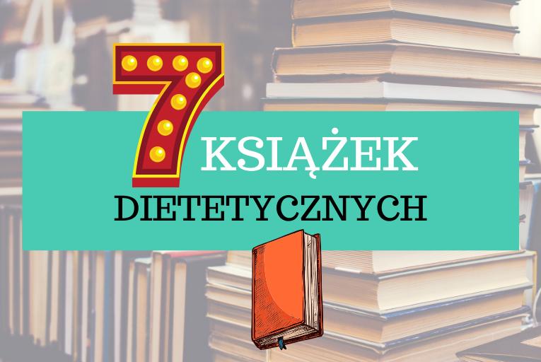 ksiązki o dietetyce