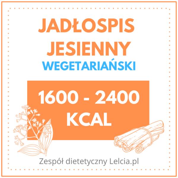 jadlospis jesienny wegetarianski