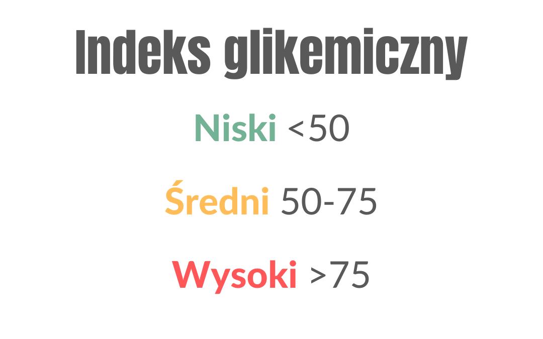 Wartości indeksu glikemicznego, lelcia.pl