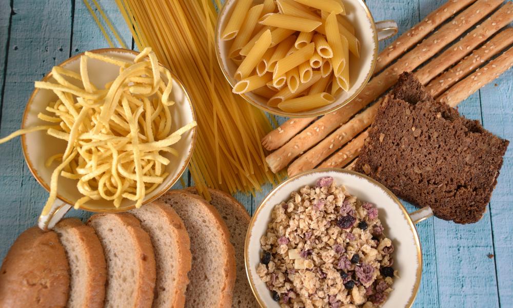 Produkty zbożowe jako źródło glutenu, lelcia.pl