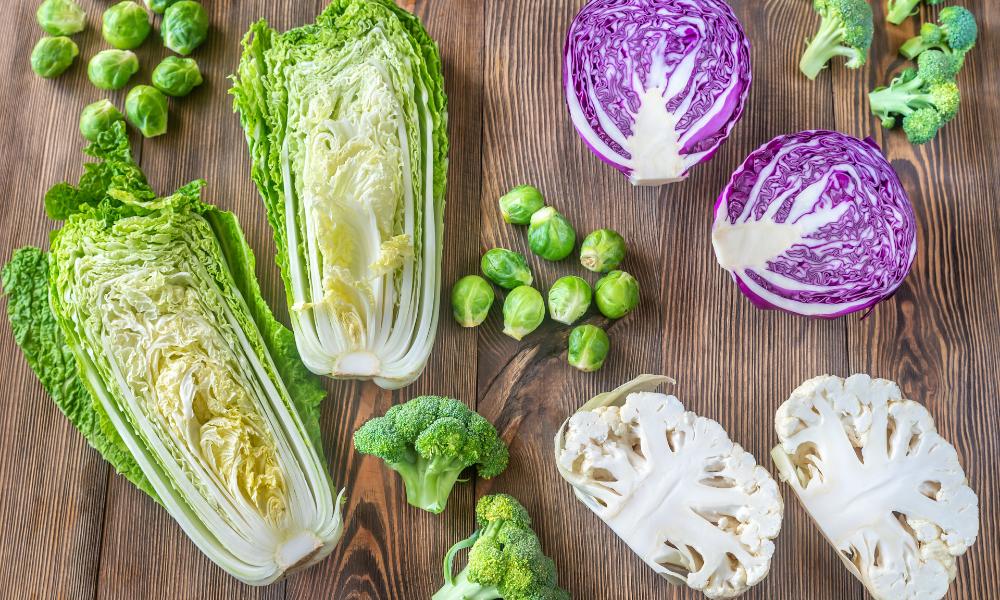 Warzywa kapustne - nie trzeba ich eliminować chorując na Hashimoto, lelcia.pl
