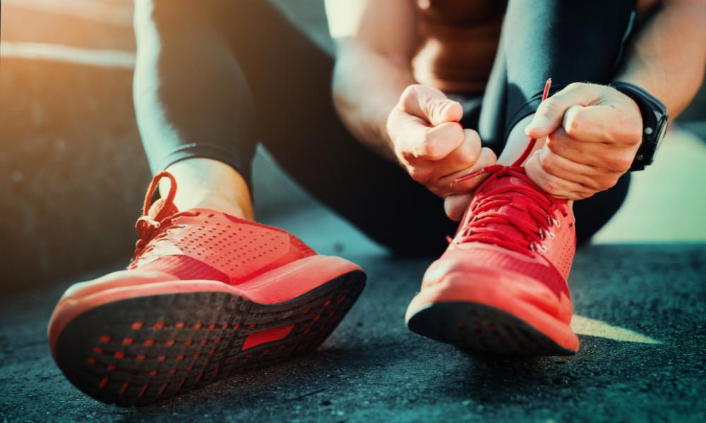 Aktywność fizyczna może stać się nawykiem takim jak wiązanie sznurówek, lelcia.pl