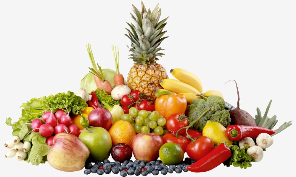 Owoce i warzywa jako podstawowy element diety, lelcia.pl