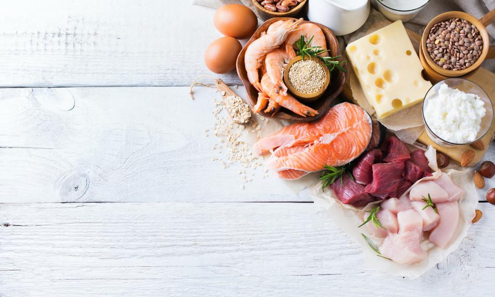 Źródła białka powinny występować w każdym posiłku, lelcia.pl