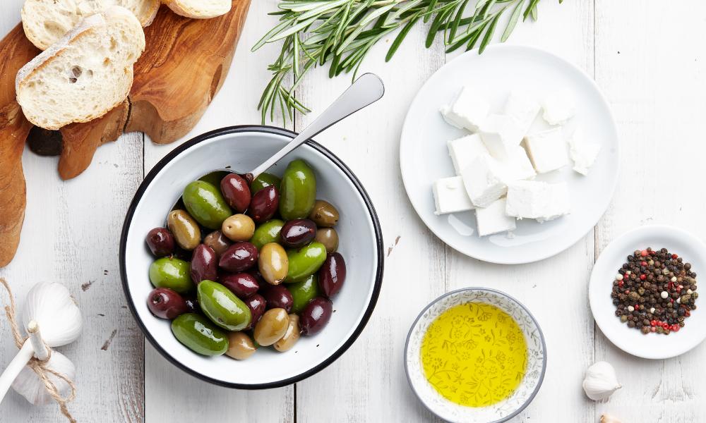 Oliwa i oliwki to główne źródło tłuszczów w diecie śródziemnomorskiej, lelcia.pl