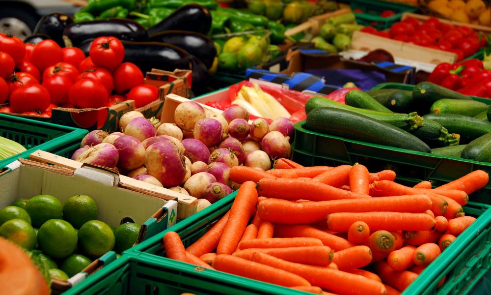 Żywność w supermarketach nie jest mniej pożywna niż z własnego ogródka, lelcia.pl
