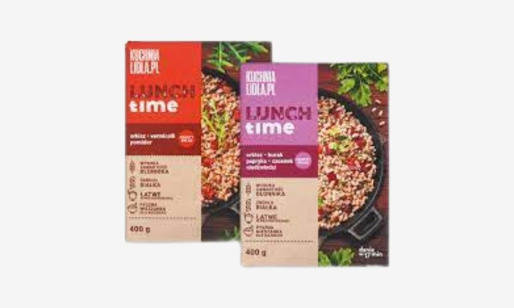 Lunch time, czyli produkty z Lidla, które urozmaicą Twój obiad, lelcia.pl