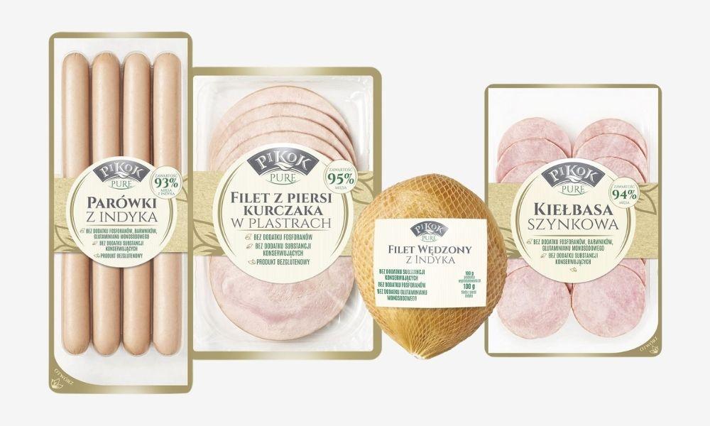 Produkty Pikok Pure to jedne z lepszych wędlin na rynku, lelcia.pl