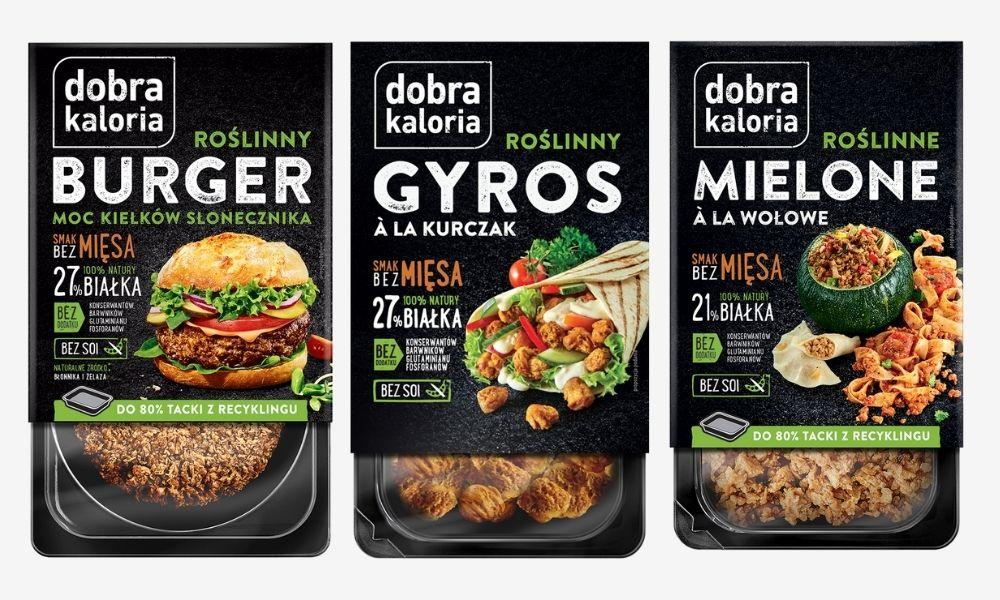 Produkty Dobra Kaloria dostępne w Lidlu to dobra alternatywa dla mięsa, lelcia.pl